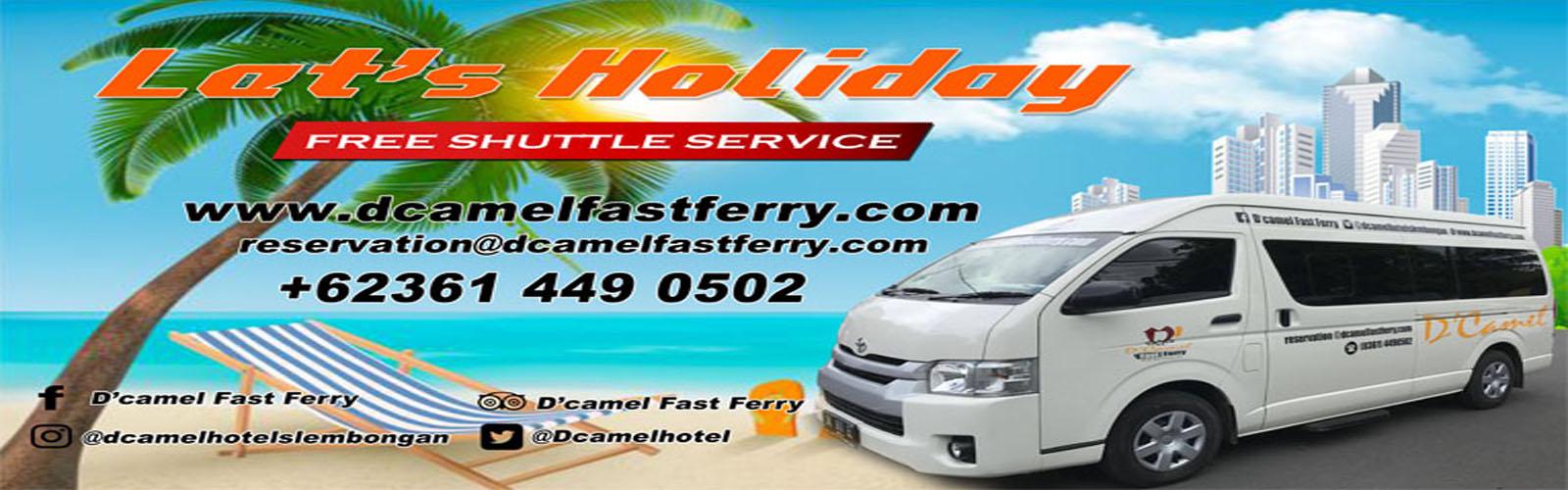 D'camel Fast Ferry